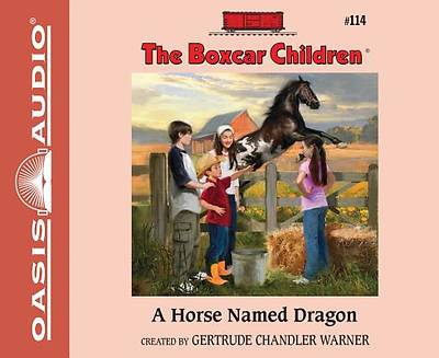 Picture of A Horse Named Dragon (Library Edition)