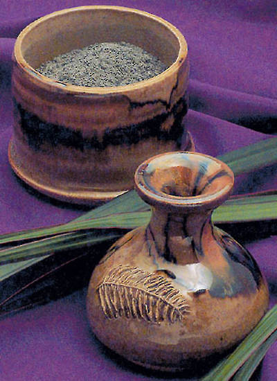Palm Leaf Ashes 10 Gram Package