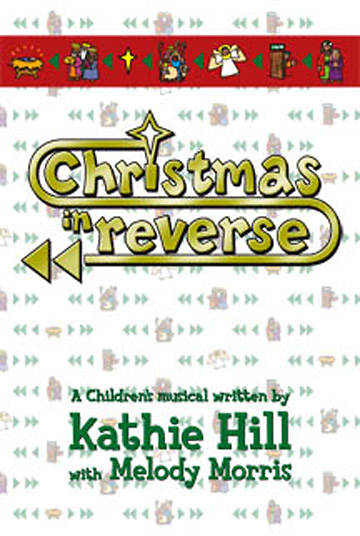 Christmas in Reverse Choral Book