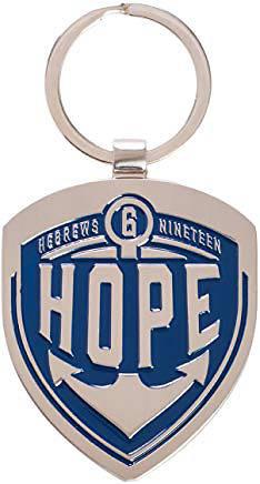 Picture of Keyring Hebrews Nineteen Hope