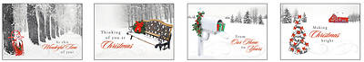 Winter Wonderland Christmas- Assorted Boxed Cards