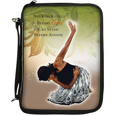She Who Kneels Bible Organizer