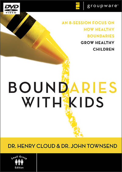 Boundaries With Kids DVD