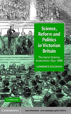 Science, Reform, and Politics in Victorian Britain [Adobe Ebook]