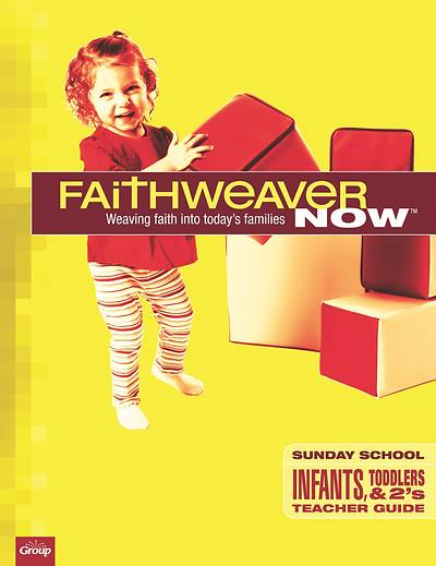 Picture of FaithWeaver Now Infant-Toddler Two Teacher Fall 2021