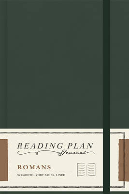 Romans, Reading Plan Journal
