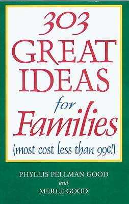 Picture of 303 Great Ideas for Families