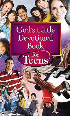 Gods Little Devo Book For Teens
