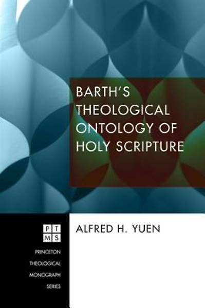 Picture of Barth's Theological Ontology of Holy Scripture