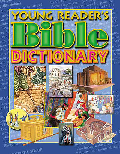 Young Readers Bible Dictionary - eBook [ePub]