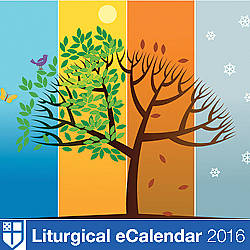 Picture of 2016 Liturgical ECalendar