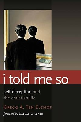 Picture of I Told Me So