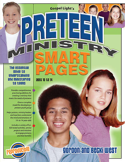 Gospel Light Preteen Ministry Smart Pages