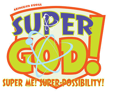 Vacation Bible School (VBS) 2017 Super God! Super Me! Super-Possibility! Downloadable High Resolution Logo
