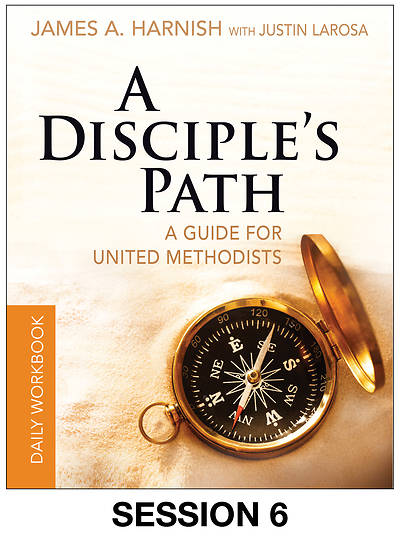 Picture of A Disciple's Path Streaming Video Session 6