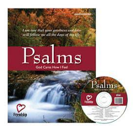 Psalms: God Cares How I Feel Leader Resources with CD & Print Version