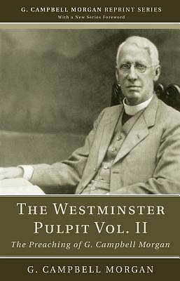 Picture of The Westminster Pulpit Vol. II
