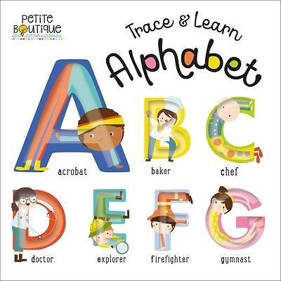 Picture of Petite Boutique Alphabet