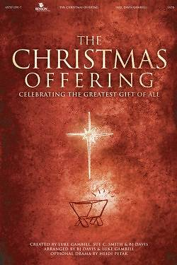Picture of The Christmas Offering CD Preview Pak