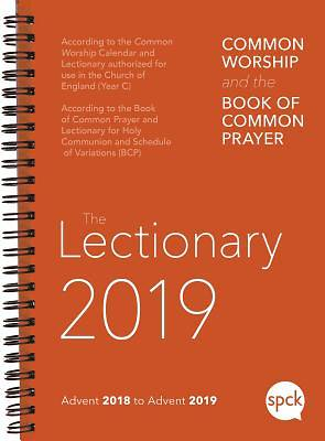 Picture of Common Worship Lectionary 2019
