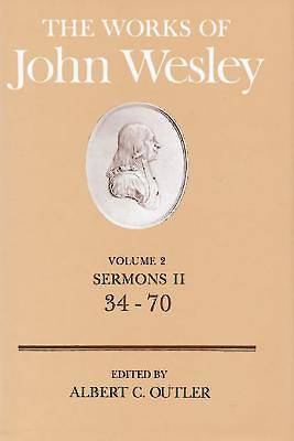 Picture of The Works of John Wesley Volume 2