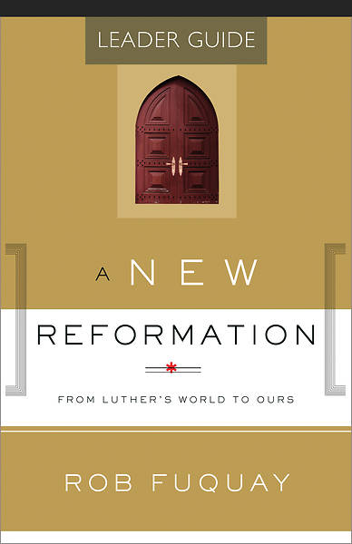 Picture of A New Reformation Leader Guide - eBook [ePub]