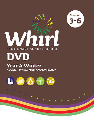 Whirl Lectionary Grades 3-6 DVD Winter Year A