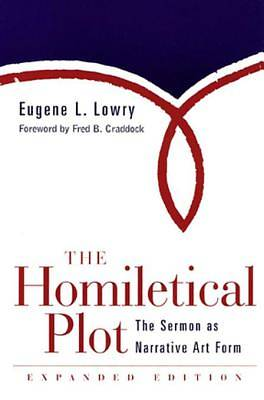 Picture of The Homiletical Plot, Expanded Edition - eBook [ePub]