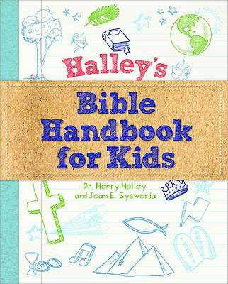 Picture of Halley's Bible Handbook for Kids