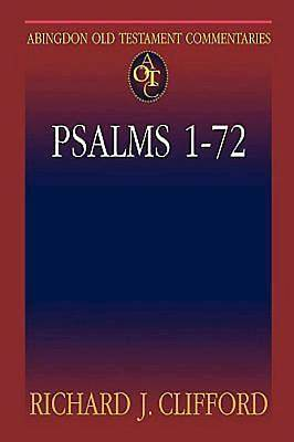 Abingdon Old Testament Commentaries Psalms 1-72
