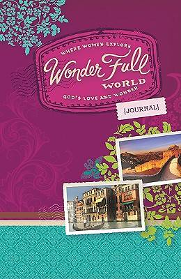 Picture of Wonder Full World Journal