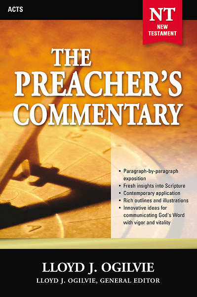 Picture of The Preacher's Commentary - Vol. 28 - eBook [ePub]