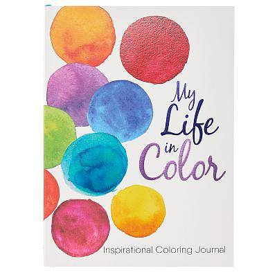 Picture of Coloring Journal My Life in Color