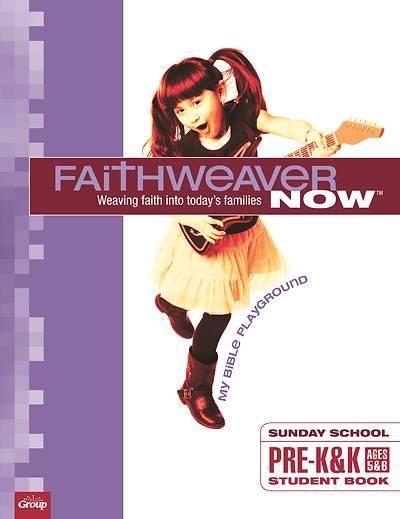 Picture of FaithWeaver Now PreK-K Student Fall 2021