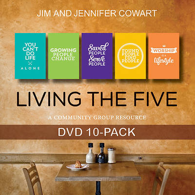 Picture of Living the Five: DVD (Pkg of 10)