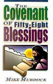 Picture of The Covenant of Fifty-Eight Blessings