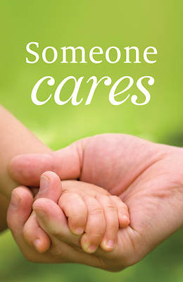 Someone Cares (Pack of 25)