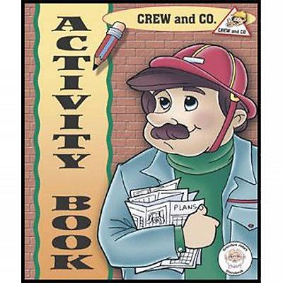 Crew and Co. Activity Book