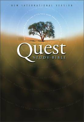 New International Version Quest Study Bible