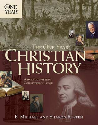 The One Year Christian History [ePub Ebook]
