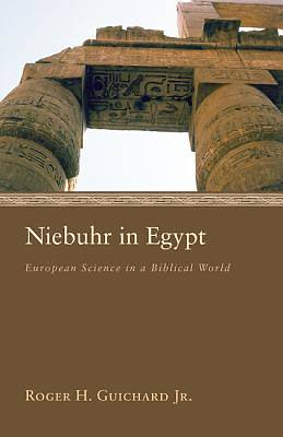 Picture of Niebuhr in Egypt