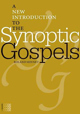 Picture of A New Introduction to the Synoptic Gospels