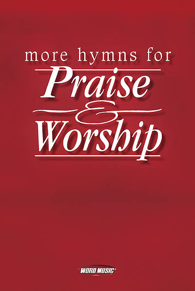 More Hymns for Praise & Worship-CD Trax