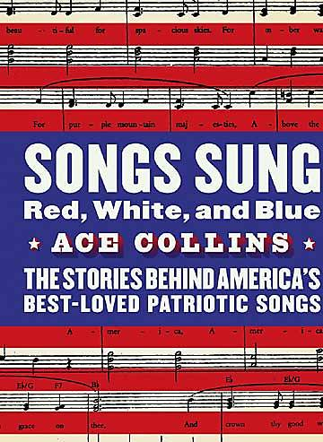 Songs Sung Red, White, and Blue Book