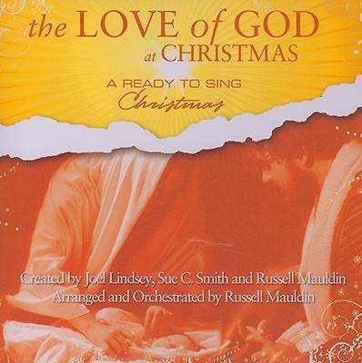 The Love of God at Christmas Listening CD