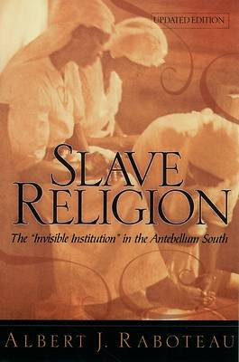 Picture of Slave Religion