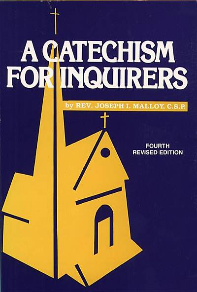 Picture of Catechism for Inquirers