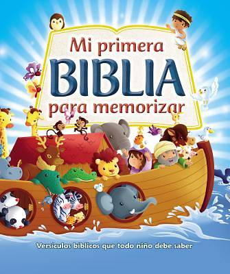 Picture of Mi Primera Biblia Para Memorizar