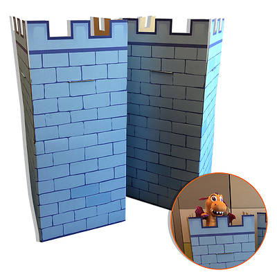 Picture of Vacation Bible School (VBS) 2020 Knights of North Castle - Castle Pillars (Pkg of 2)