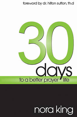 Picture of 30 Days to a Better Prayer Life